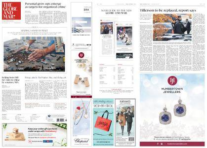 The Globe and Mail – December 01, 2017