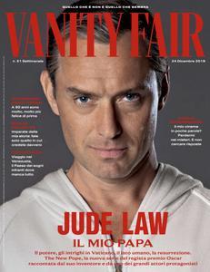 Vanity Fair Italia – 24 dicembre 2019