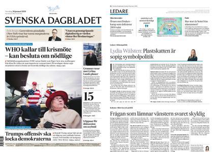 Svenska Dagbladet – 30 januari 2020