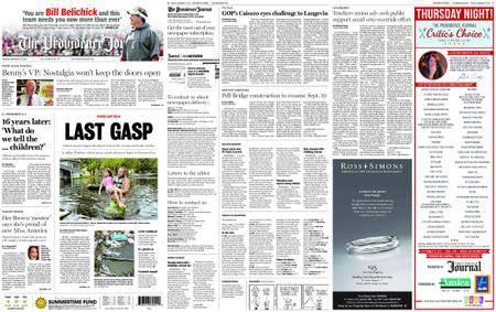 The Providence Journal – September 12, 2017