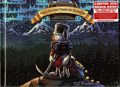 Tuomas Holopainen - The Life And Times Of Scrooge (2014) {Limited Edition}