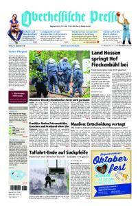Oberhessische Presse Marburg/Ostkreis - 14. September 2018