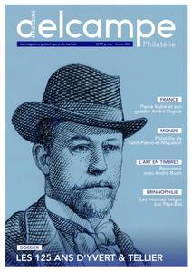Delcampe Magazine Philatélie - décembre/janvier 2020