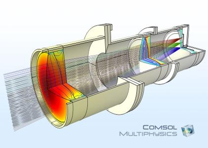 Comsol Multiphysics 5.4.0