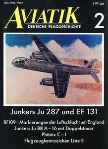 Aviatik: Deutsche Fluggeschichte №2 1990 (reup)