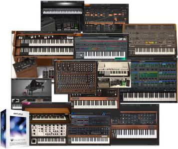 Arturia Synths Collection 2019.11 WiN