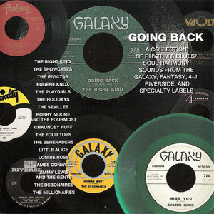VA - Going Back: A Collection Of Rhythm & Blues/Soul Harmony Sounds... (2000) **[RE-UP]**