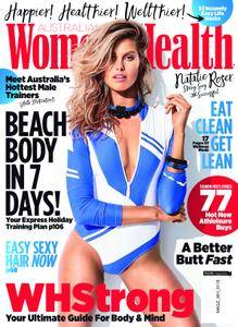 Women's Health Australia - January 2018