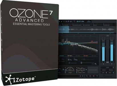 iZotope Ozone 7 Advanced v7.01 MacOSX