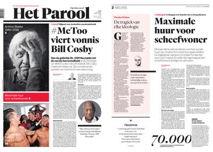 Het Parool – 26 september 2018