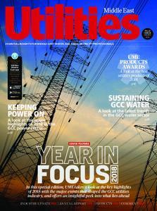 Utilities Middle East – January 2019