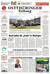 Ostthüringer Zeitung Gera - 04. April 2018