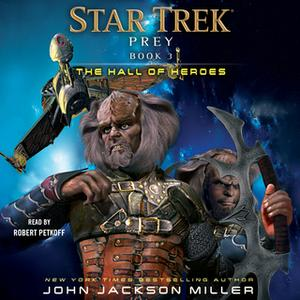«Prey: Book Three – The Hall of Heroes» by John Jackson Miller