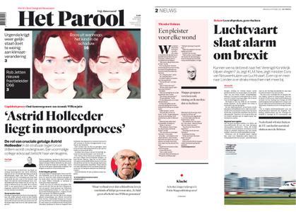 Het Parool – 09 oktober 2018