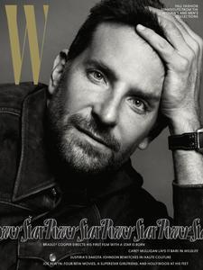 W Magazine - October 2018