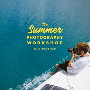 The Summer Photography Workshop