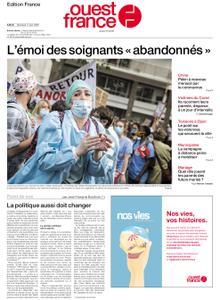 Ouest-France Édition France – 17 juin 2020