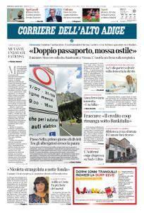 Corriere dell'Alto Adige - 24 Luglio 2018