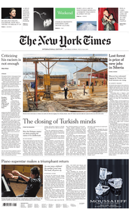 International New York Times - 27/28 July 2019