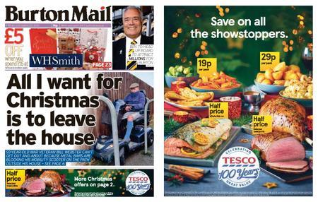 Burton Mail – December 20, 2019
