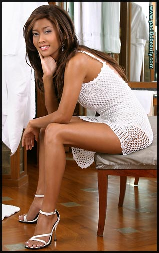 Tiara Lestari Shocking Photo Set