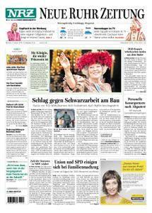 NRZ Neue Ruhr Zeitung Essen-Postausgabe - 31. Januar 2018