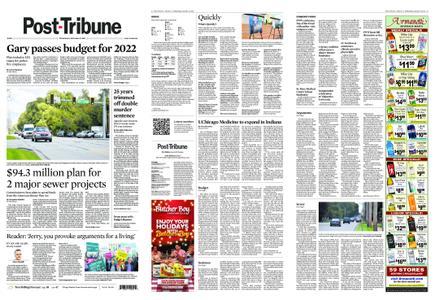 Post-Tribune – October 27, 2021