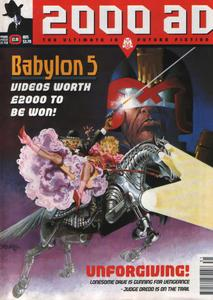 2000AD 1031 (1997-02-25) (The Baron