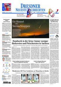 Dresdner Neueste Nachrichten - 14. August 2018