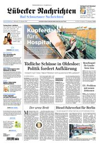 Lübecker Nachrichten Bad Schwartau - 10. Oktober 2018
