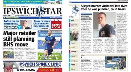 Ipswich Star – October 20, 2020