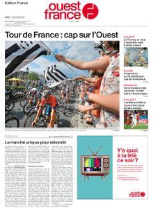 Ouest-France Édition France – 24 juin 2021