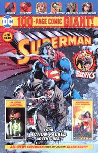 Superman-Up in the Sky-Part 8 DC 2019, Superman Giant 10