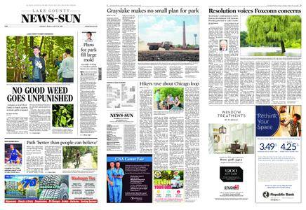 Lake County News-Sun – June 09, 2018