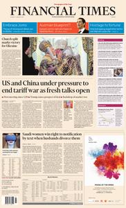 Financial Times Europe – 07 January 2019
