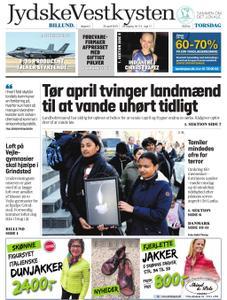 JydskeVestkysten Billund – 25. april 2019