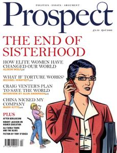 Prospect Magazine - April 2006