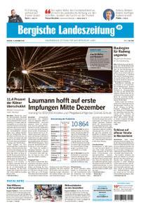 Kölnische Rundschau Rheinisch-Bergischer Kreis – 24. November 2020