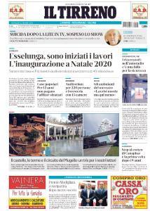 Il Tirreno Livorno - 15 Maggio 2019