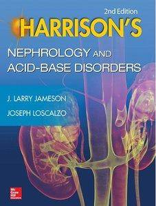 Harrison's Nephrology and Acid-Base Disorders (2nd edition) [Repost]