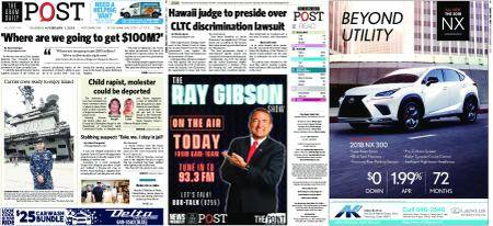The Guam Daily Post – February 01, 2018