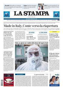 La Stampa Torino Provincia e Canavese - 14 Aprile 2020