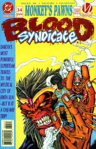 Blood Syndicate 034 (1996