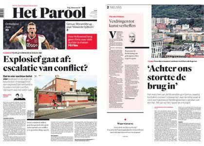 Het Parool – 15 augustus 2018