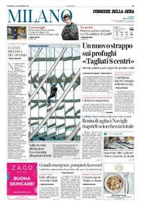 Corriere della Sera Milano – 16 dicembre 2018