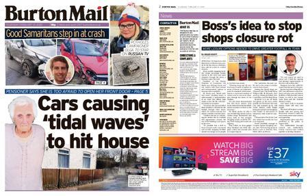 Burton Mail – February 27, 2020