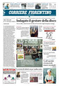 Corriere Fiorentino La Toscana - 24 Ottobre 2019