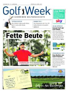 Golf Week – April 2019