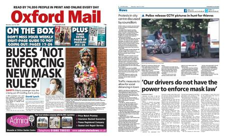 Oxford Mail – June 20, 2020