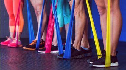 Resistance Band Training For A Fit, Tone, Lean Strong Body